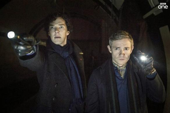 Sherlock cast S3